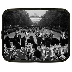Vintage Uk England The Guards Returning Along The Mall 15  Netbook Case