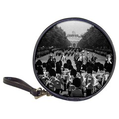 Vintage Uk England The Guards Returning Along The Mall Cd Wallet