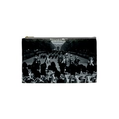 Vintage Uk England The Guards Returning Along The Mall Small Makeup Purse