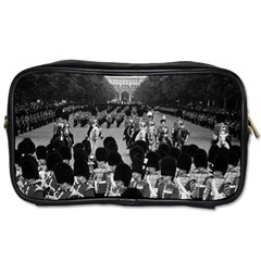 Vintage UK England the Guards returning along the Mall Single-sided Personal Care Bag
