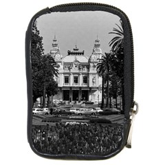 Vintage Principality of Monaco Monte Carlo Casino Digital Camera Case