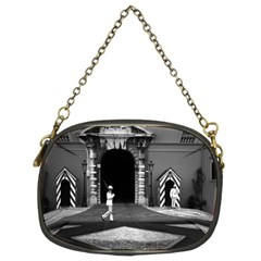 Vintage Principality of Monaco & princely palace 1970 Twin-sided Evening Purse