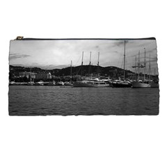 Vintage Principality Of Monaco The Port Of Monaco 1970 Pencil Case
