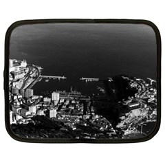 Vintage Principality of Monaco & overview 1970 13  Netbook Case