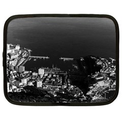 Vintage Principality Of Monaco & Overview 1970 15  Netbook Case