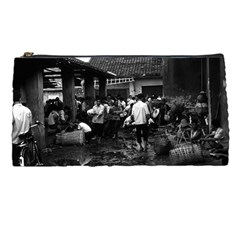 Vintage China changsha market 1970 Pencil Case