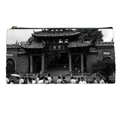 Vintage China Canton taoist ancestral temple 1970 Pencil Case