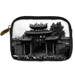 Vintage China Canton Taoist Ancestral Temple 1970 Compact Camera Case