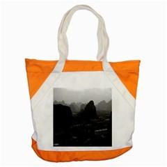 Vintage China Guilin City 1970 Snap Tote Bag
