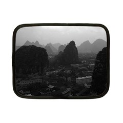 Vintage China Guilin City 1970 7  Netbook Case