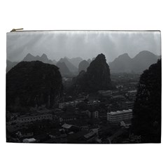 Vintage China Guilin city 1970 Cosmetic Bag (XXL)