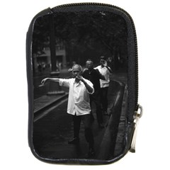 Vintage China Shanghai morning gymnastic 1970 Digital Camera Case