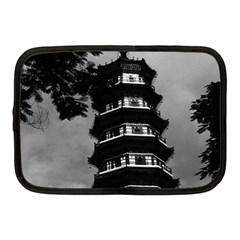 Vintage China Canton the flowery pagoda 1970 10  Netbook Case