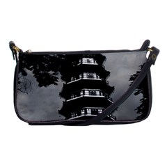Vintage China Canton The Flowery Pagoda 1970 Evening Bag