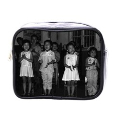 Vintage China Changsha Childcare 1970 Single Sided Cosmetic Case
