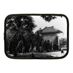 Vintage China Canton martyrs parc 1970 10  Netbook Case