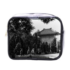 Vintage China Canton martyrs parc 1970 Single-sided Cosmetic Case