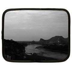 Vintage China Guilin Lijiang River 1970 12  Netbook Case