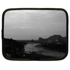 Vintage China Guilin Lijiang River 1970 13  Netbook Case