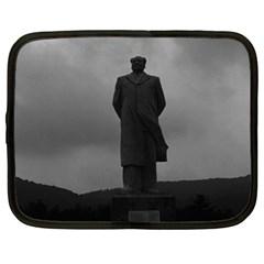 Vintage China Changsha Mao Tse Tung statue 1970 15  Netbook Case