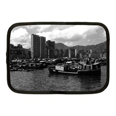 Vintage China Hong Kong houseboats river 1970 10  Netbook Case