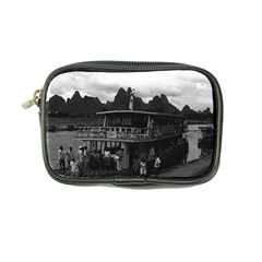 Vintage China Guilin river boat 1970 Ultra Compact Camera Case