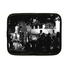 Vintage China Yangshuo market 1970 7  Netbook Case