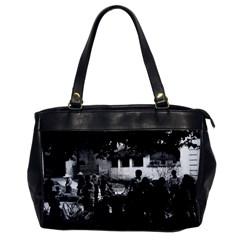 Vintage China Yangshuo market 1970 Single-sided Oversized Handbag