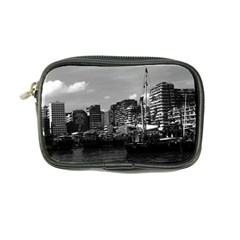 Vintage China Hong Kong houseboats river 1970 Ultra Compact Camera Case