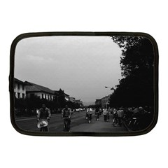 Vintage China Guilin street bicycles 1970 10  Netbook Case