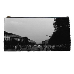 Vintage China Guilin Street Bicycles 1970 Pencil Case