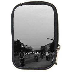 Vintage China Guilin Street Bicycles 1970 Digital Camera Case