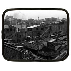 Vintage China Canton city 1970 12  Netbook Case
