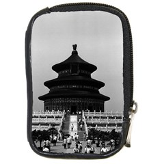 Vintage China Pekin Temple of Heaven 1970 Digital Camera Case
