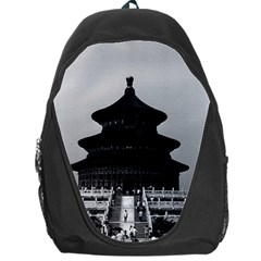 Vintage China Pekin Temple of Heaven 1970 Backpack Bag