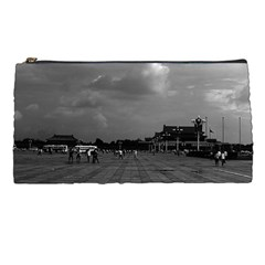 Vintage China Pekin Tiananmen Square 1970 Pencil Case