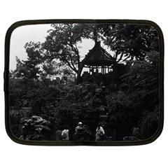 Vintage China Shanghai Yuyuan garden 1970 13  Netbook Case