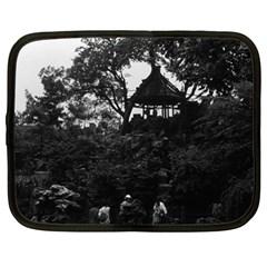 Vintage China Shanghai Yuyuan garden 1970 15  Netbook Case