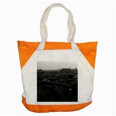 Vintage China Shanghai City 1970 Snap Tote Bag