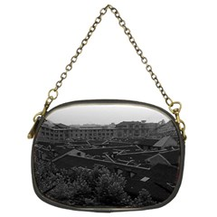 Vintage China Shanghai City 1970 Twin-sided Evening Purse