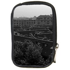 Vintage China Shanghai City 1970 Digital Camera Case