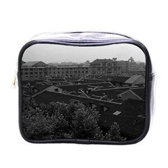 Vintage China Shanghai City 1970 Single-sided Cosmetic Case