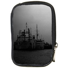 Vintage China Shanghai Port 1970 Digital Camera Case