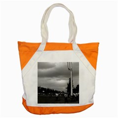 Vintage China Pekin street Tiananmen square 1970 Snap Tote Bag