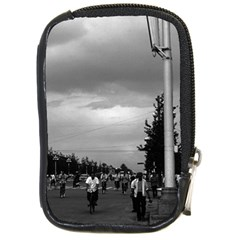 Vintage China Pekin street Tiananmen square 1970 Digital Camera Case