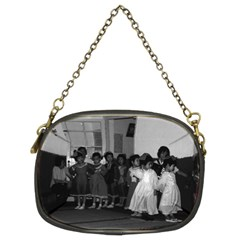 Vintage China Shanghai child care 1970 Twin-sided Evening Purse
