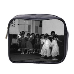 Vintage China Shanghai child care 1970 Twin-sided Cosmetic Case