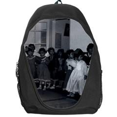Vintage China Shanghai child care 1970 Backpack Bag