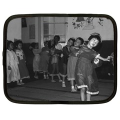 Vintage China Shanghai Child Care 1970 15  Netbook Case