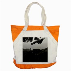 Vintage China Shanghai City 1970 Snap Tote Bag